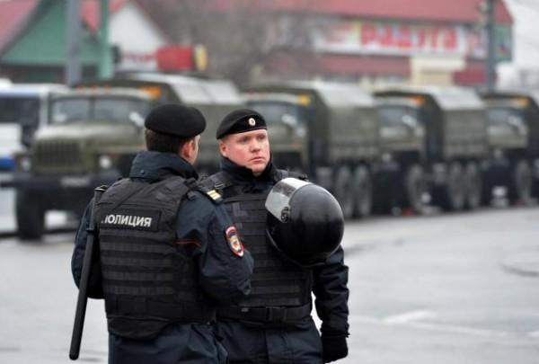 قتيلان بإطلاق نار في مكتب لمصلحة الأمن الفدرالية الروسية