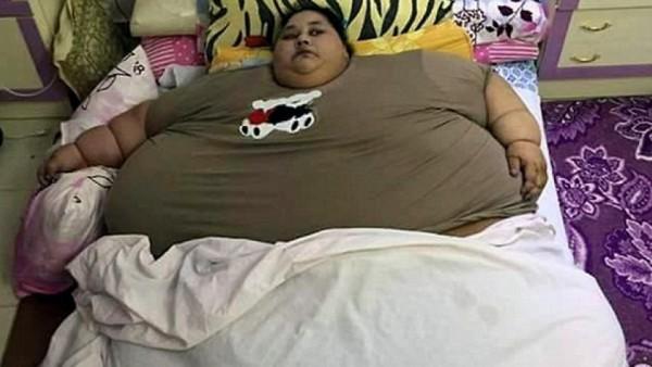 بالفيديو.. أول ظهور لأضخم امرأة في العالم بعد فقدان الوزن