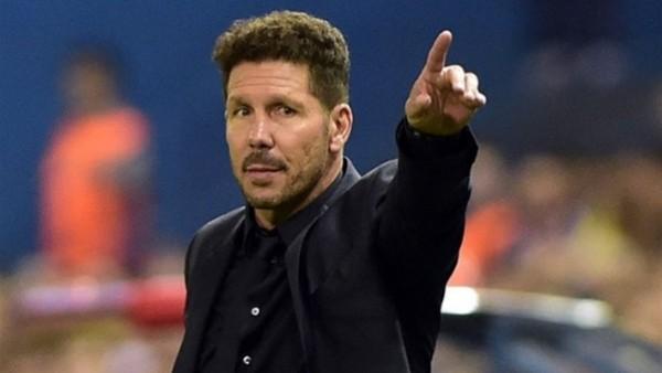 كيف علق سيميوني على وقوعه أمام ريال مدريد؟