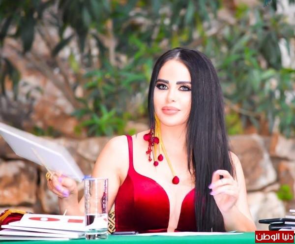 """ليال عبود في لجنة تحكيم """"LAU Got talent"""""""