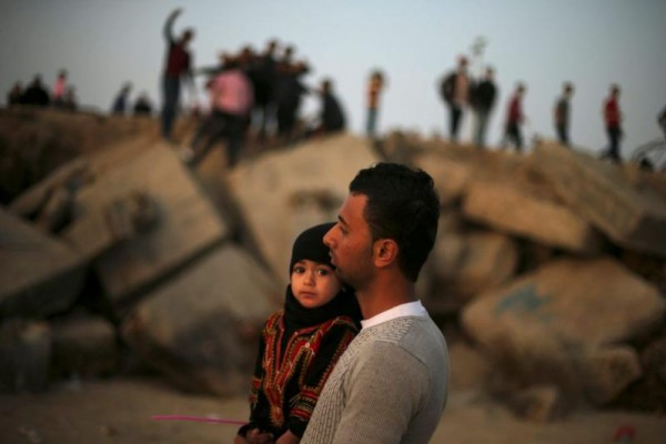 An Israeli airstrike on Gaza nearly killed me. But I recognize both sides' trauma