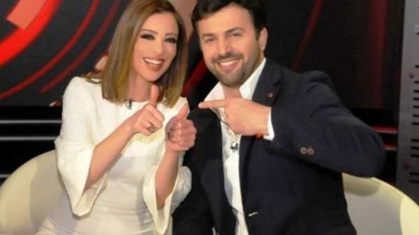 مفاجأة صدمت الجميع عقد قران تيم حسن والإعلامية وفاء الكيلاني