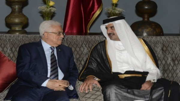 Qatar is move to mitigate of Gaza siege and terminate of Abbas Procedures against Gaza