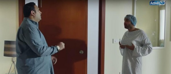 أحمد فهمي يقلد رزان مغربي ويخضع لعملية تكبير ثدي
