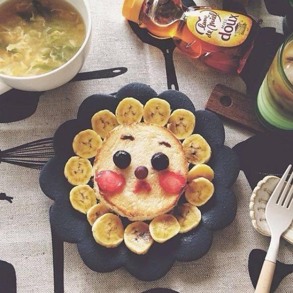 أفكار ورسومات لتقديم الطعام لطفلك وفتح شهيته