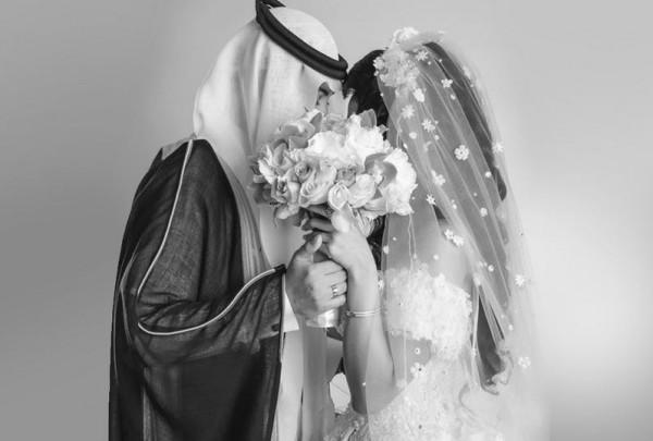 استوحي من الأعراس الخليجية