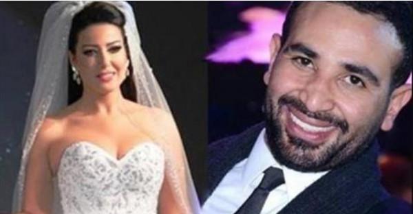 سمية الخشاب تكشف لعمرو أديب قصة زواجها من أحمد سعد!