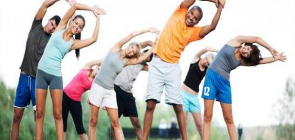 الرياضة قبل الإفظار تنقص الوزن