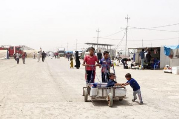 Soaring Temperatures Next Challenge for Mosul Displaced: IOM