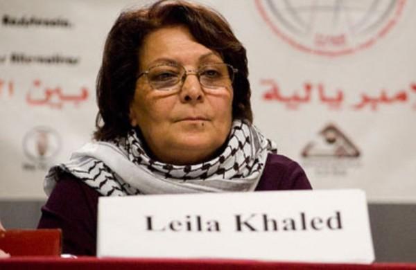 رغم تعرضها لحملة إسرائيلية.. زيارة ناجحة للمناضلة ليلى خالد لبرشلونة
