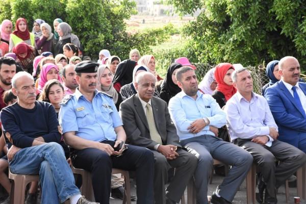 افتتاح مهرجان الفقوس الخامس في دير بلوط