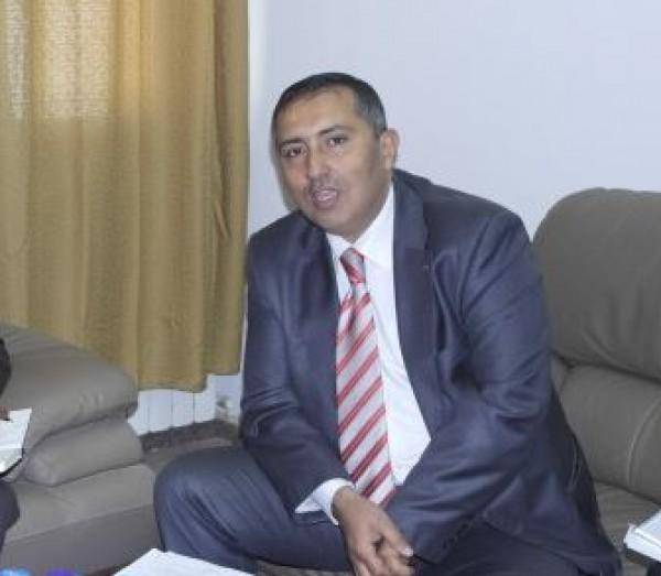 السفير شامية يستقبل نائب النائب العام الصيني