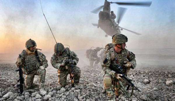 """عملية إنزال أمريكية بسوريا ضد عناصر """"تنظيم الدولة"""""""