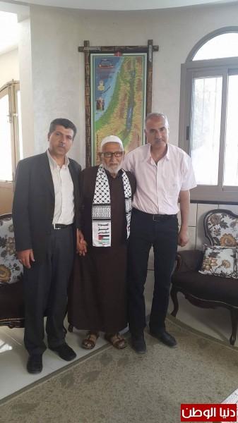 الحاج أبو سعد البلتاجي يروي قصة عشقه لمدينته يافا