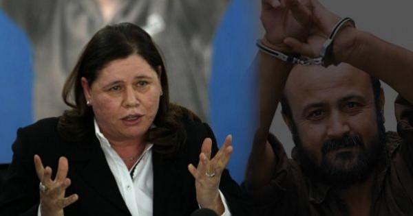 """البرغوثي تنفي لـ """"دنيا الوطن""""اتهامها للقيادة الفلسطينية بمحاولة إفشال الإضراب"""