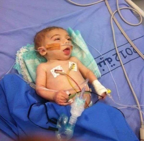 بتعليمات من د.الحمدالله تحويل الطفل البرغوثي للعلاج داخل الخط الاخضر