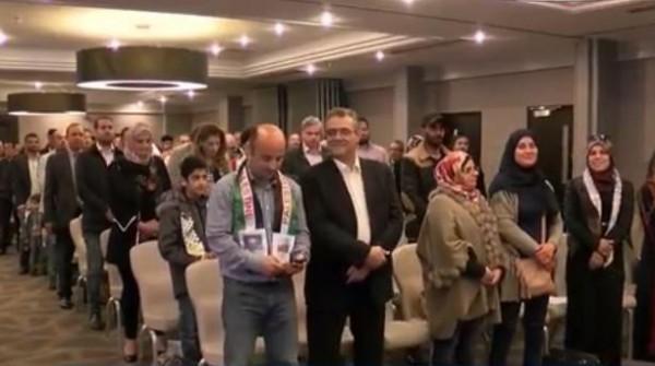 رابطة الجالية الفلسطينية فى بريطانيا تختار رئيساً ولجنة تنفيذية