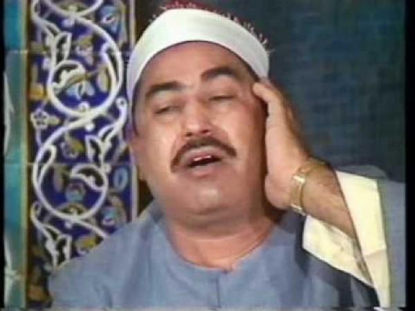 محمد محمود الطبلاوي- صلاة الله ربي ذي الجلال