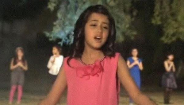 بالفيديو: انشوده اطفال الشام