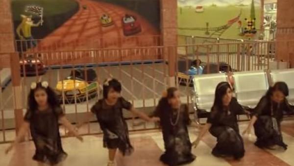 """بالفيديو: فرقة اطفال ومواهب الاستعراضية و""""نشيد انا طفل"""""""