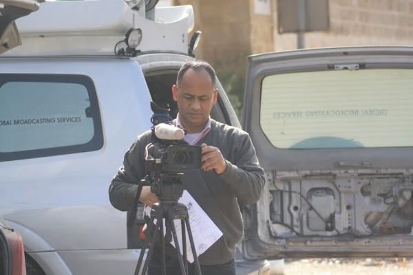 الاحتلال يرفض منح الصحفي ابونعمه تصريح دخول للقدس