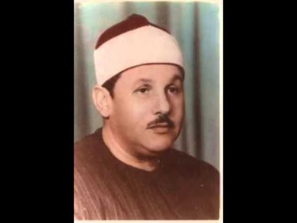 ابتهال ودعاء نادر بصوت الشيخ محمود علي البنا
