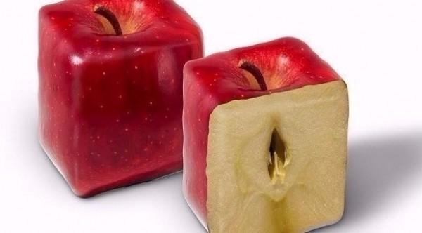 شركة زراعية صينية تنتج فاكهة بأشكال لم تراها من قبل