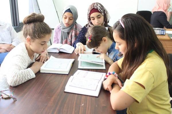مركز الملك عبد الله النسوي يَختتم فعاليات مخيم ابداعات رمضانية