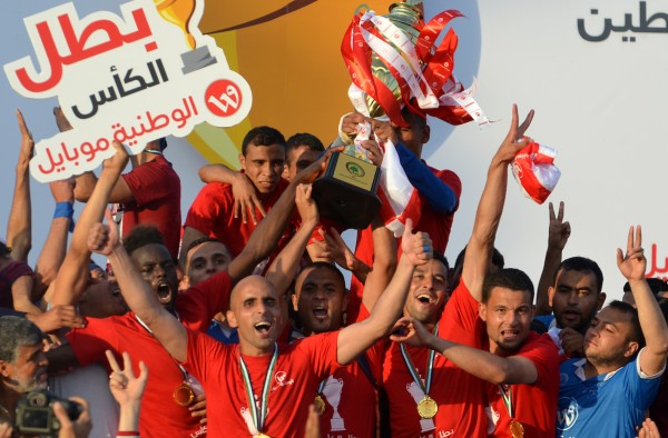 ما هو الملعب الذي يستضيف ذهاب كأس فلسطين بغزة؟