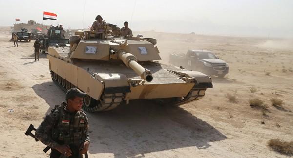 للمرة الأولى.. الجيشان السوري والعراقي يلتقيان على الحدود