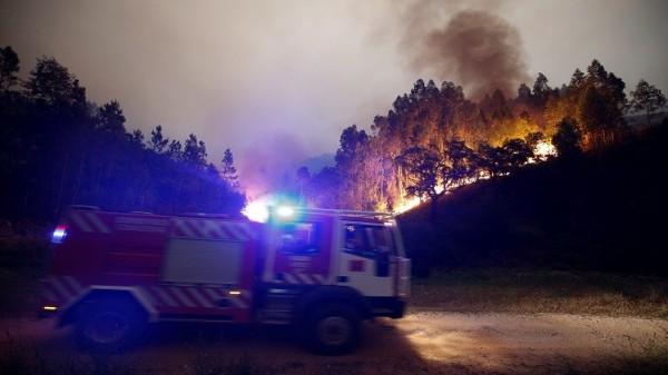 أودت بحياة 62 شخصاً.. اندلاع حرائق عنيفة في غابات البرتغال