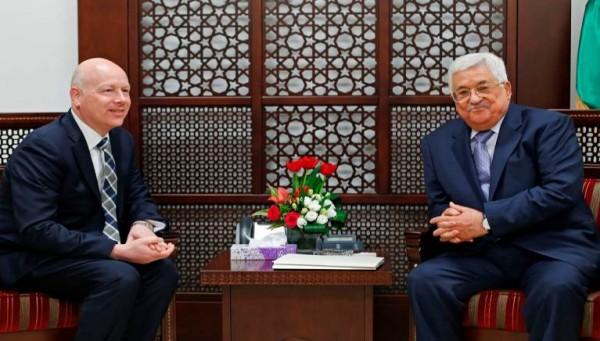 مبعوث ترامب يصل هذا الأسبوع رام الله ويلتقي الرئيس عباس