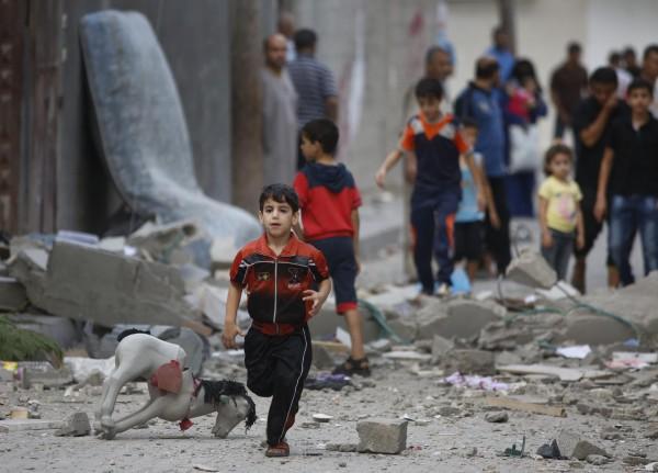 الأونروا: أطفال غزة لا يعرفون سوى الحصار