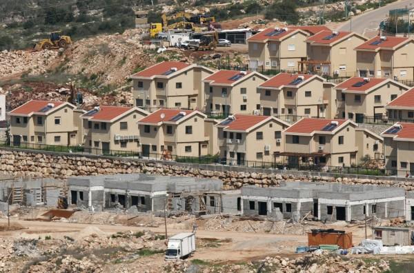 70%..ارتفاع في بناء الوحدات الاستيطانية المقامة على أراضي الضفة