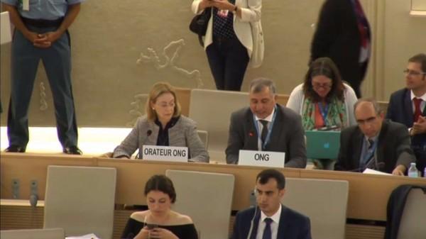 مركز العودة يخاطب مجلس حقوق الإنسان حول الأوضاع بالأراضي الفلسطينية