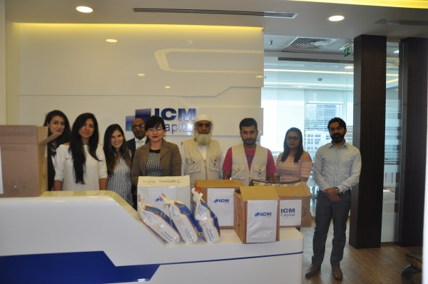 ICM Capital gives back to the community