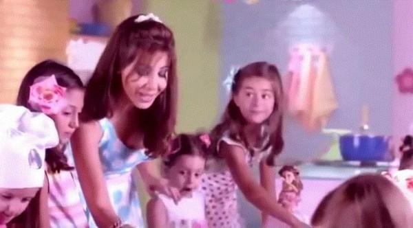 """بالفيديو: اجمل اغنية اطفال """" يابنات يابنات """""""