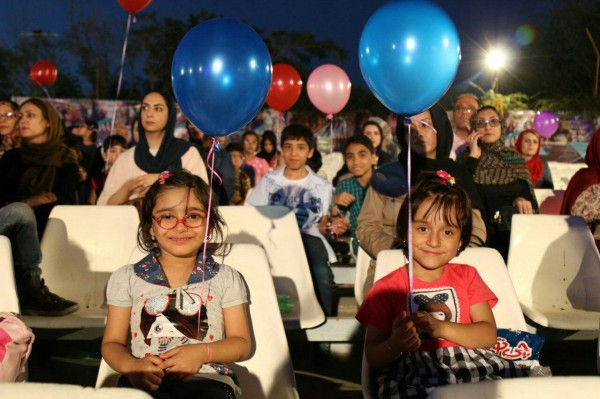 Iran's Int'l Children Film Festival Gala Kicks Off in Isfahan,