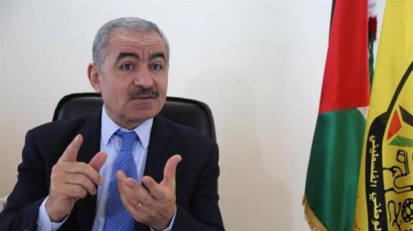 اشتيه القيادي بفتح : لا نريد لمصر أن تقوم بالتنفيس على غزة (فيديو)