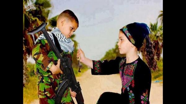 حيد عن الجيش يغبيش - فلسطينيه تراثيه