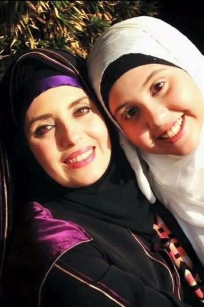 أول صورة لجيهان نصر مع زوجها السعودي