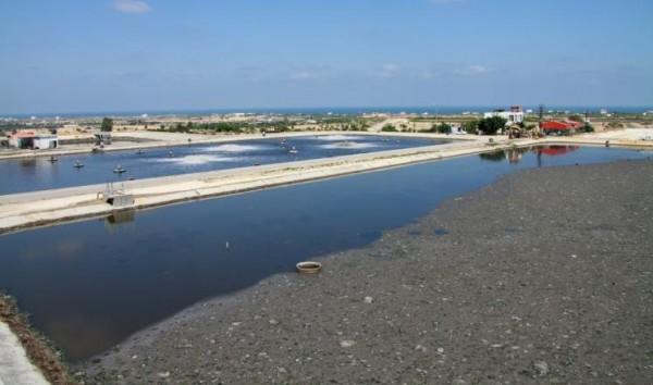 إسرائيل توقف المياه الجوفية محيط