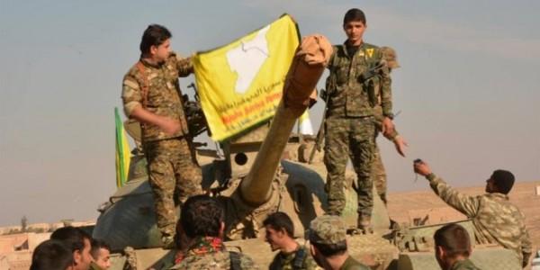 قوات سوريا الديمقراطية تتقدم في حي جديد بمدينة الرقة