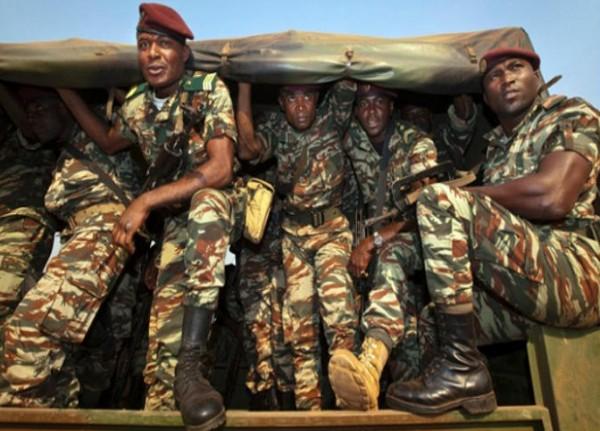 فقدان 34 جنديا كاميرونيا نتيجة غرق مركب