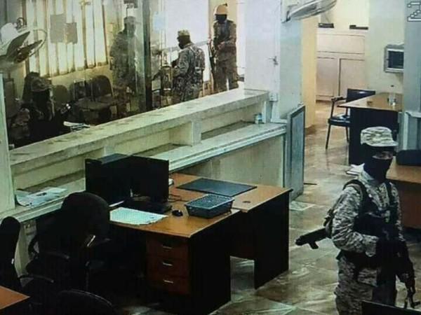 أمن عدن: القبض على أفراد العصابة التي سطت على البنك