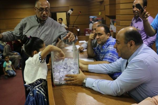 جامعة الإسراء تحتفي بالمشاركين بمسابقتها الرمضانية وتوزع الجوائز