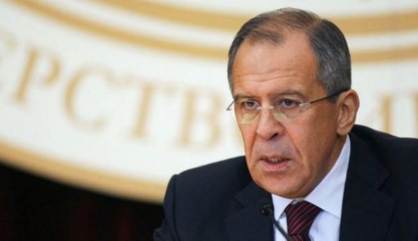 لافروف: نهتم بمصالح إسرائيل في سوريا