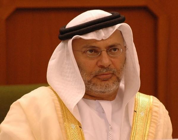 """قرقاش: الغرب مدرك أن الأموال القطرية تنفق على منظمات """"إرهابية"""""""