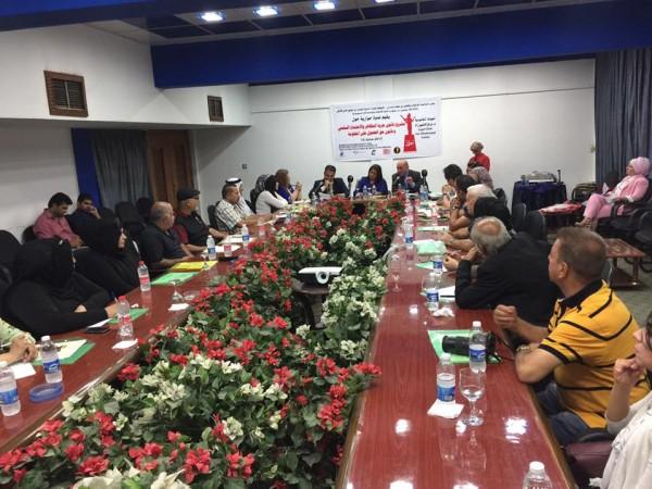 الاعلاميات العراقيات يطالبن بالتريث في طرح مسودة قانون حرية التعبير