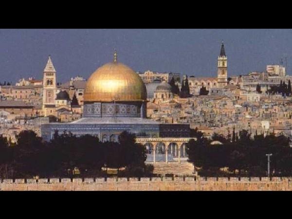 فلسطين عربية يا أولى القبلتين - أصالة